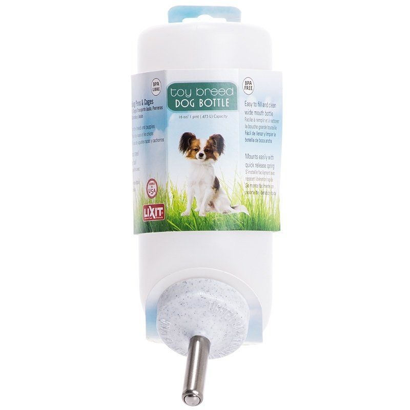 Lixit Small Dog Water Bottle 16 oz - Snugglenook