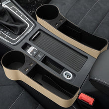 Load image into Gallery viewer, Car Seat Storage With Dual USB Ports