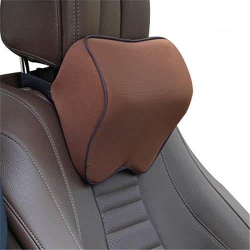 Car Neck Headrest Pillow