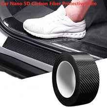 Load image into Gallery viewer, Carbon Fiber Car Door Protector