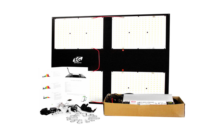 EasyGrow DIY KIT 530w mit Far RED
