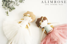 Load image into Gallery viewer, Silver Angel Doll - Alimrose