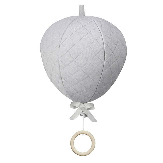 Cam Cam Balloon Music Mobile - Grey