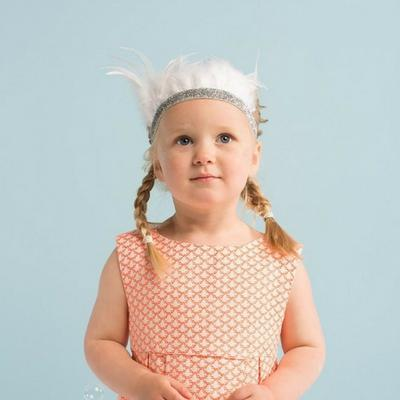 Party Feather Crown - Merri Merri