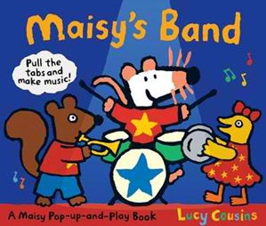 MAISY'S BAND pop up