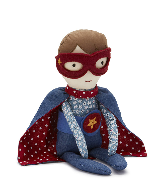 Superboy Doll - Nana Huchy