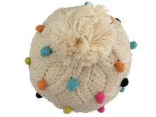 Load image into Gallery viewer, Pom Pom Knitted Beanie