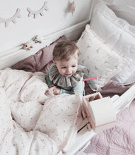 Load image into Gallery viewer, Unicorn print cot quilt cover and pillow set- bonne mére