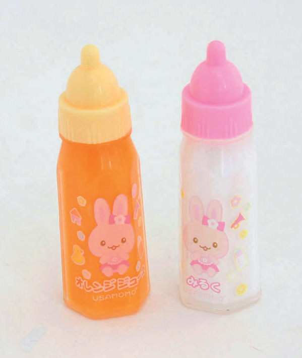 Doll Play Bottle Set- Mother Garden