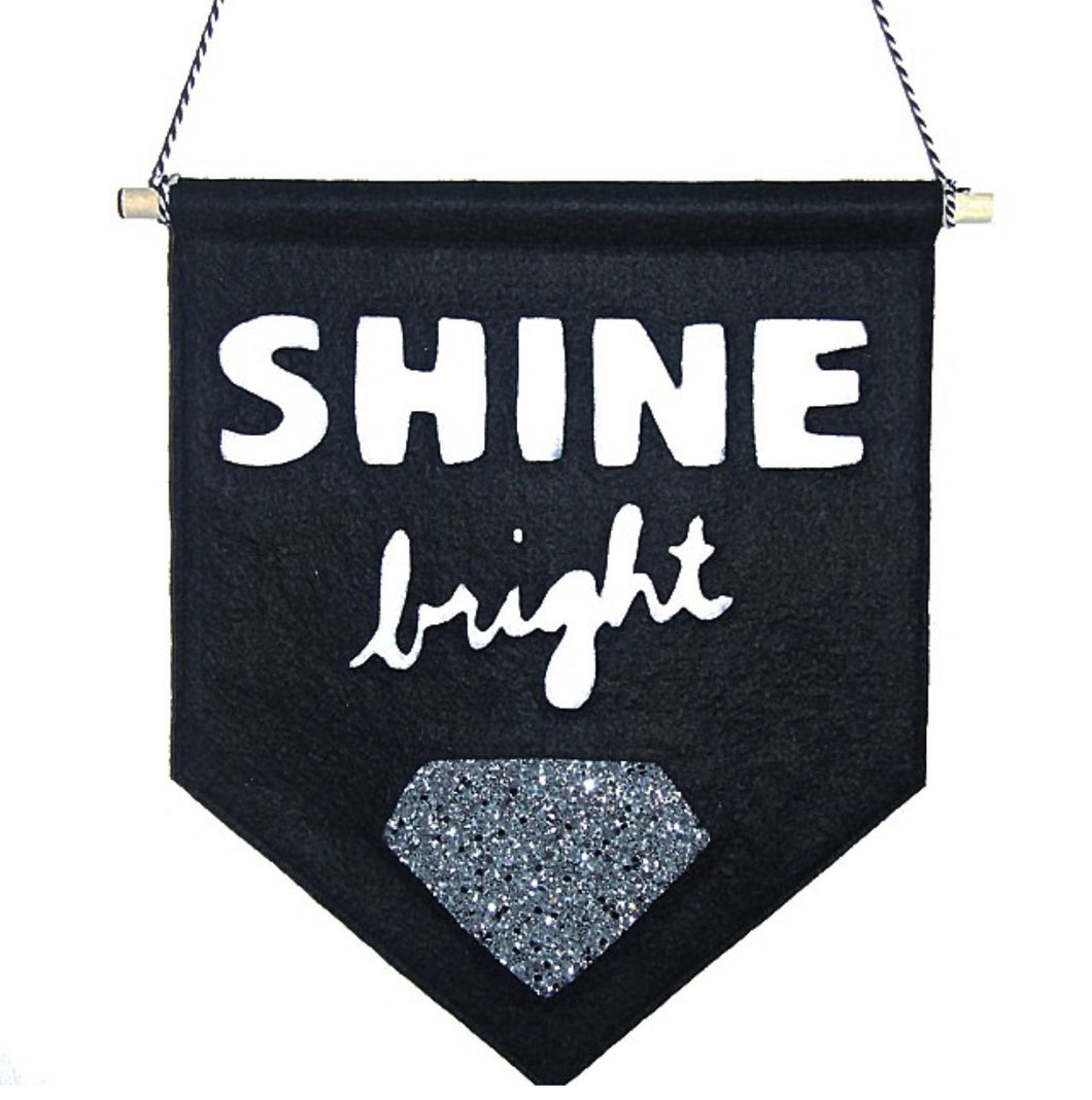 Shine Bright' Banner by miny&mo