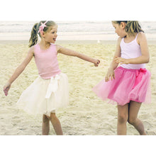 Load image into Gallery viewer, White Tutu Skirt - By Suella