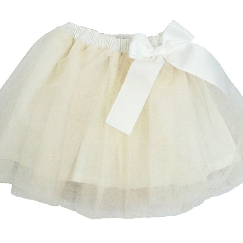 White Tutu Skirt - By Suella