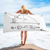 Projectile Equation Towel