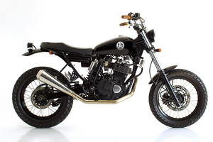 BB Customs - South Side Street Tracker (Suzuki DR400)