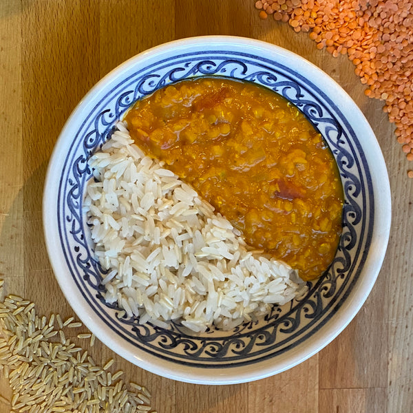Top Up Shop's Split Red Lentil Dhaal