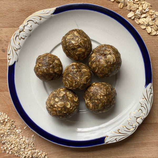 Top Up Shop's Coffee and Walnut Energy Balls