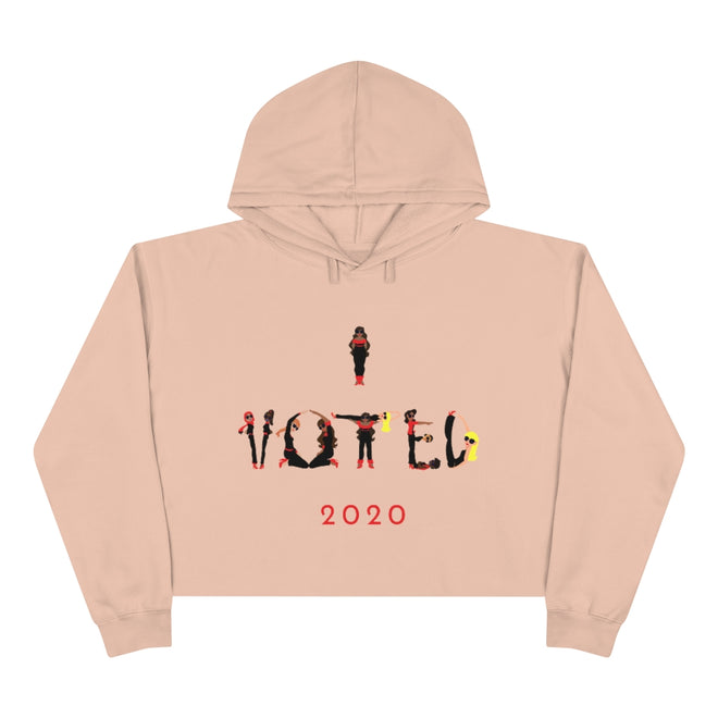 I VOTED APPAREL