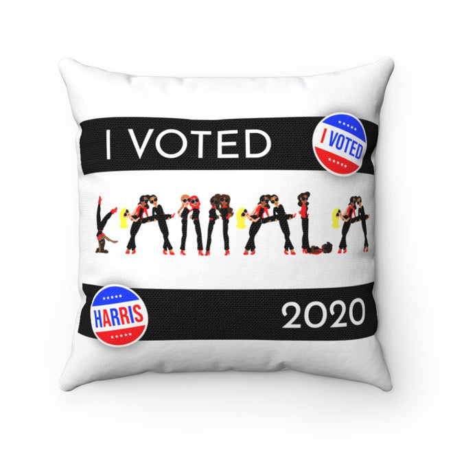 POLITICAL PILLOWS