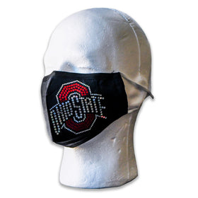 Ohio State Spangled College Face Mask