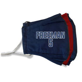 Freeman #5 MLB Player Face Masks - 3 Pack