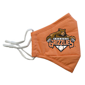 Grizzlies MiLB Face Masks