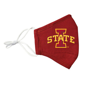 Iowa State College Face Mask