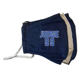Judge #99 MLB Player Face Masks - 3 Pack