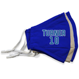 Turner #10 MLB Player Face Masks - 3 Pack
