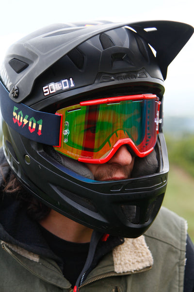 50to01 X Smith - Squad goggles