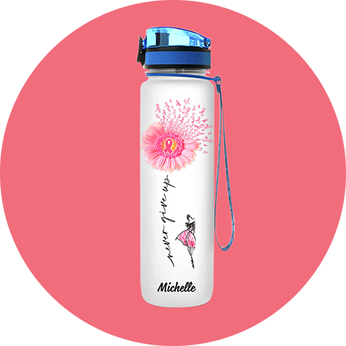 Multicolored 21Oz 3dRose 64 is Like Turning 18 in Celsius-Humorous 64Th Birthday Gift Sports Water Bottle
