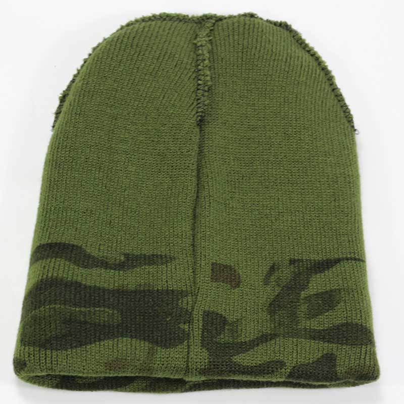 Marshall - Bonnet revers camouflage militaire