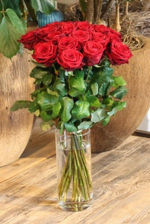 Roses Rouges 60cm