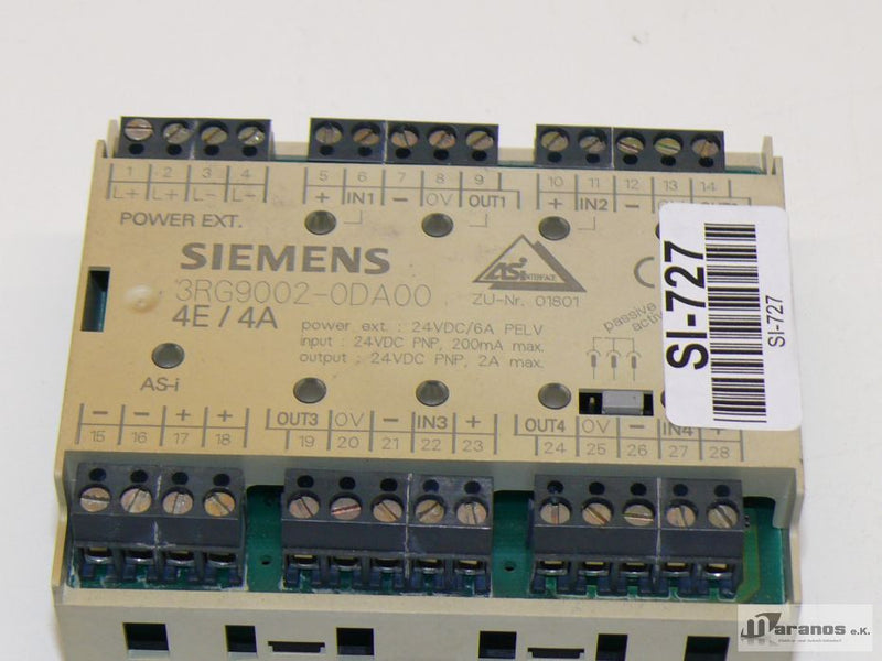 Siemens 3RG9002-0DA00 AS-Interface Modul 3RG9 002-0DA00
