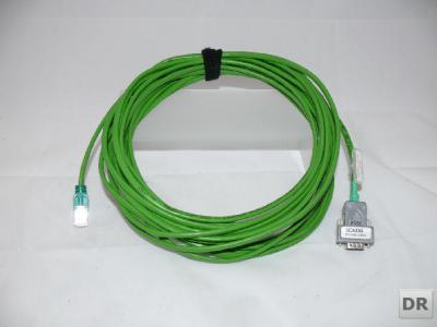 Siemens SIMATIC NET 6XV1850-2JN10 ETHERNET Kabel 10m