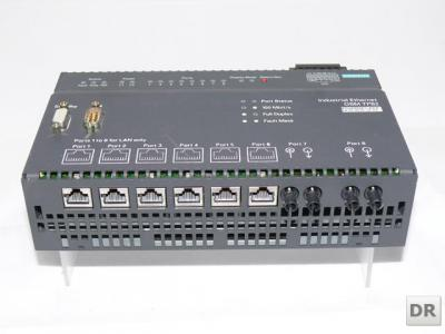Siemens 6GK1105-2AB00 / 6GK1 105-2AB00 OPTICAL SWITCH NET TP62 / E:02 V2.1