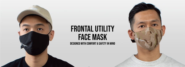 The Story of the PMC Frontal Utility Face Mask