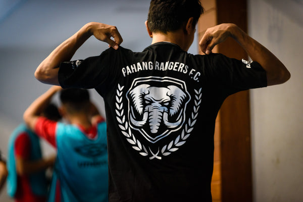 Pahang Rangers FC x Pestle Mortar Clothing