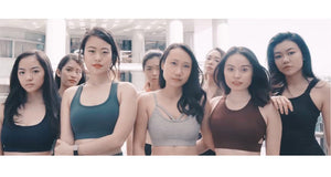 Happy International Women's Day! Liberty Active Show How To #JUSTBEautiful