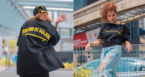 Major Drop & Negative Clothing Do It Major With First Collaboration