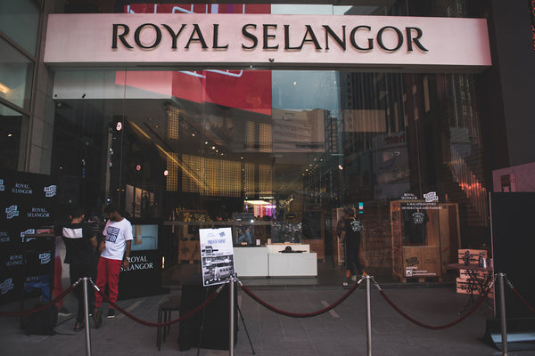 Event Recap: Pestle & Mortar Clothing X Royal Selangor Collection Launch