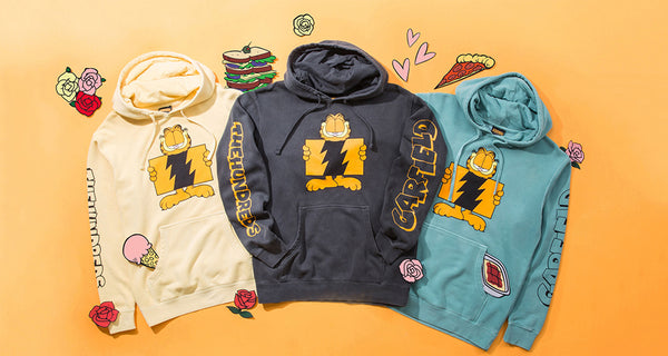 Hate Mondays? The Hundreds x Garfield Drops Today!