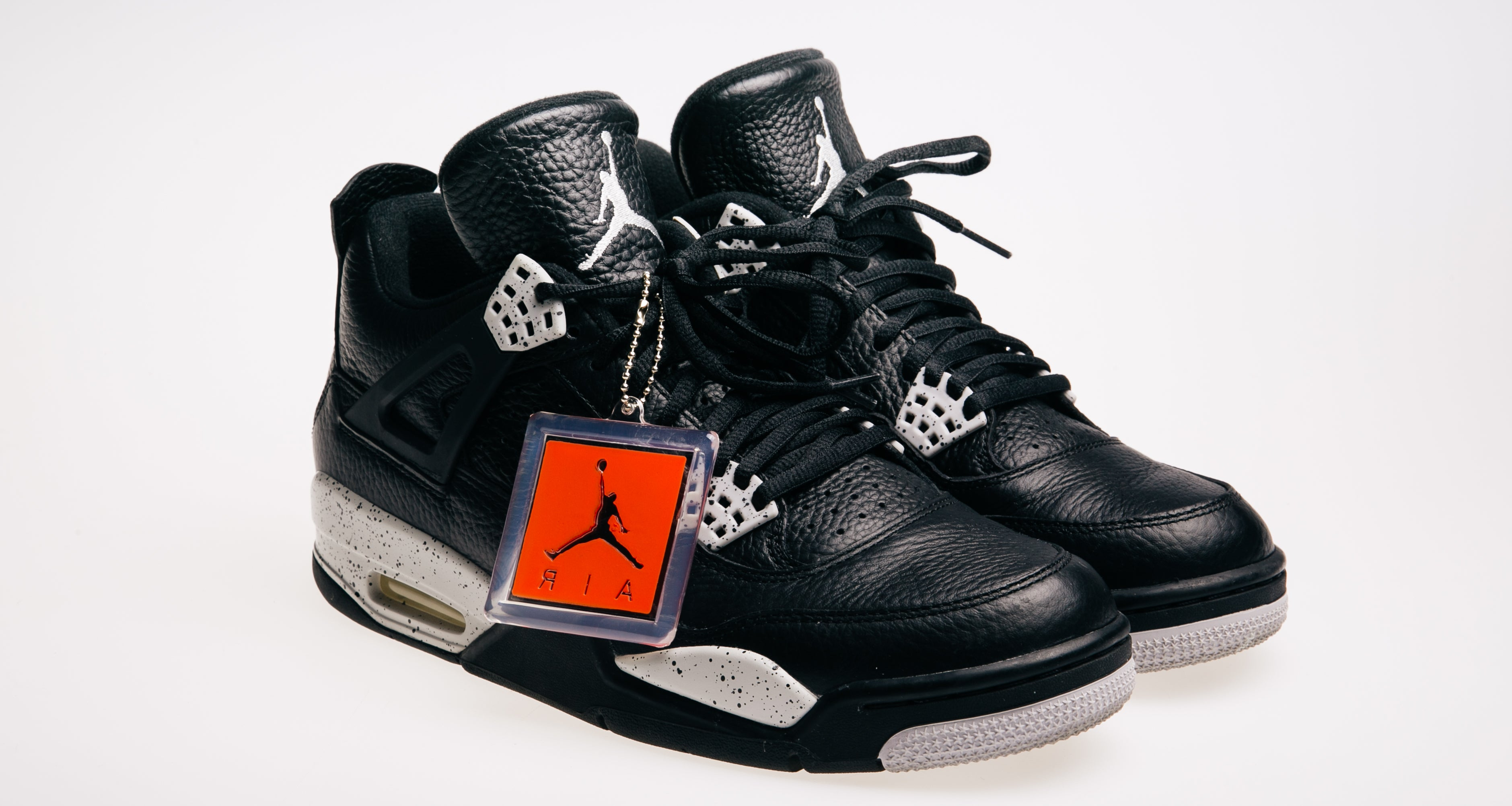 """9208cc2a92ab One of the hottest pairs of sneakers to own in 2015 is the """"Remastered"""" Air  Jordan 4 Retro  Tech Grey . The pair makes its reappearance more than 15  years ..."""
