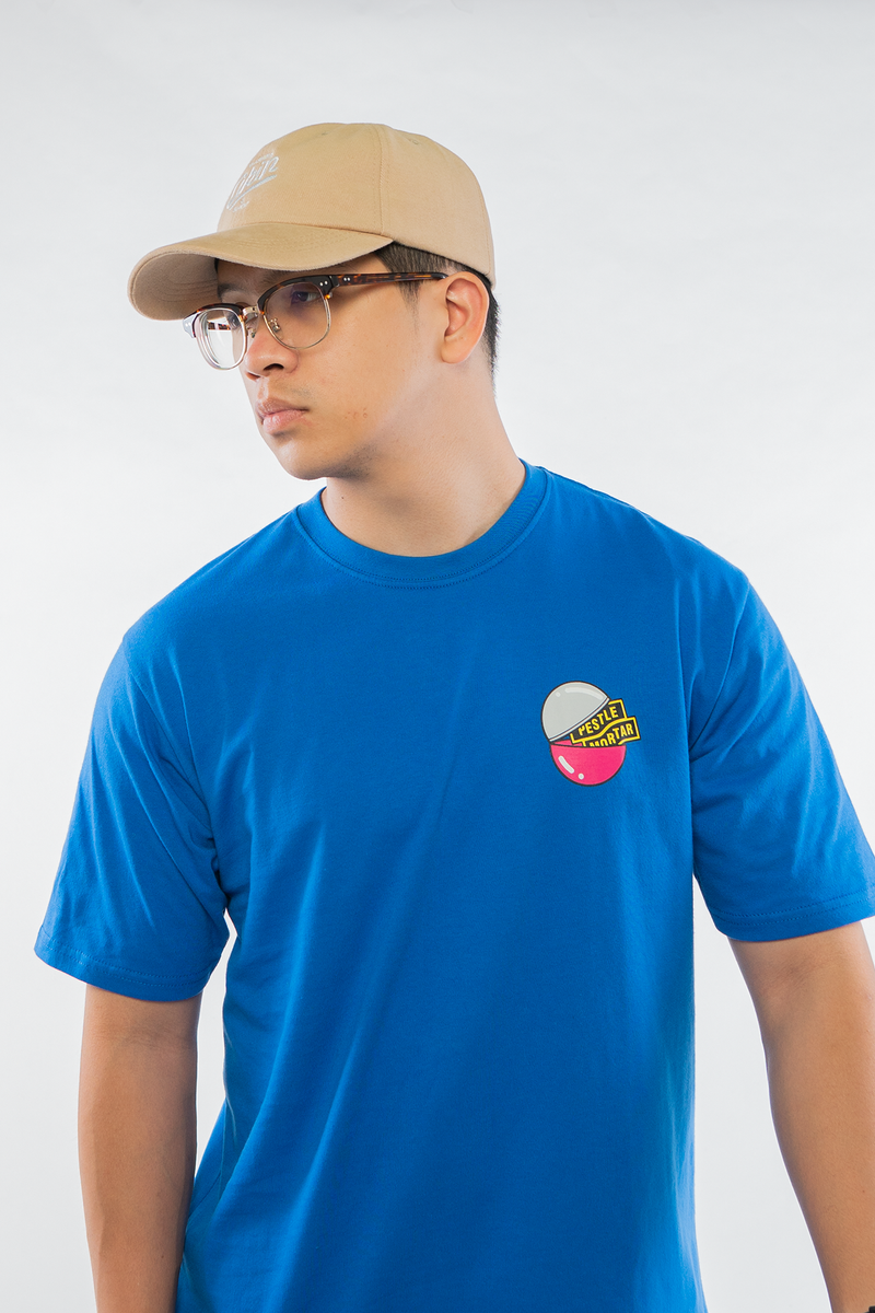 Gashapon Tee Royal Blue