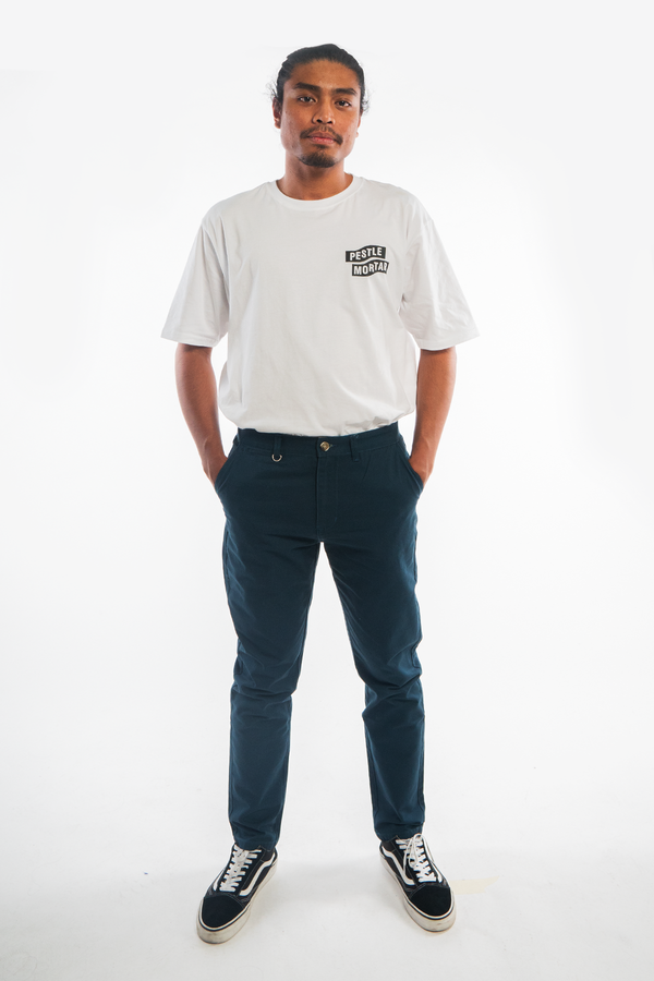 Colony Chino Pants Navy Blue