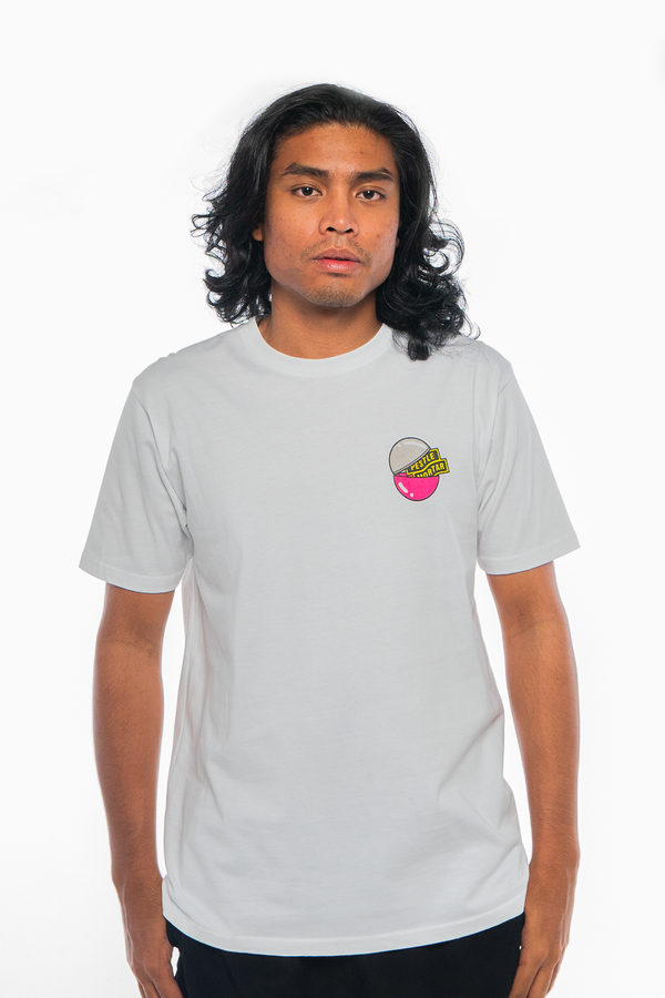 Gashapon Tee White