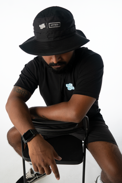 Artbox x PMC Boonie Hat Black