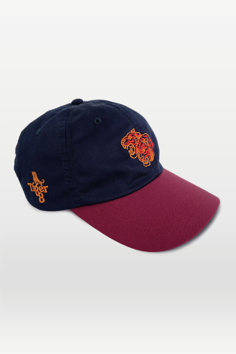 PMC x Tiger 88 Double The Huat Dad Cap Navy