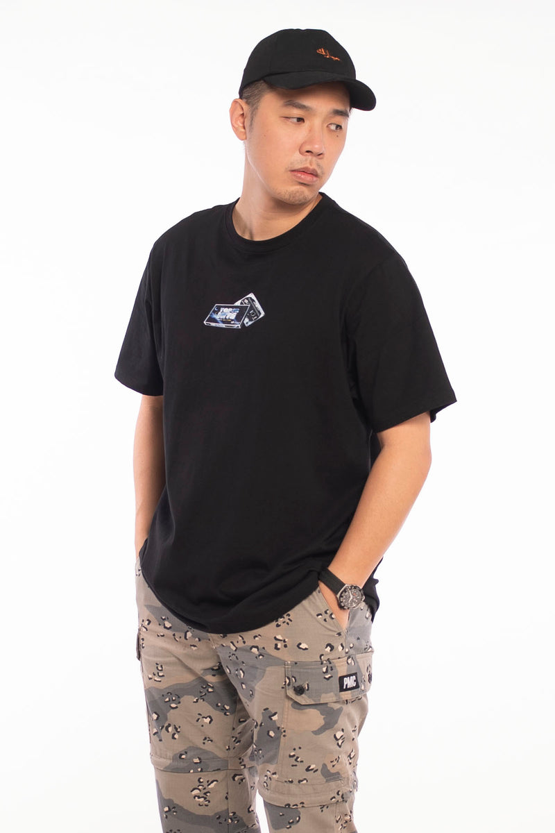 PMC x SHALS Top 10 Raya Hits Tee Black
