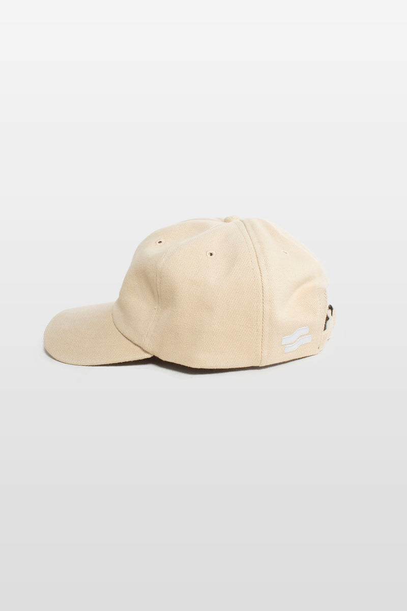 Strike Dad Cap Beige