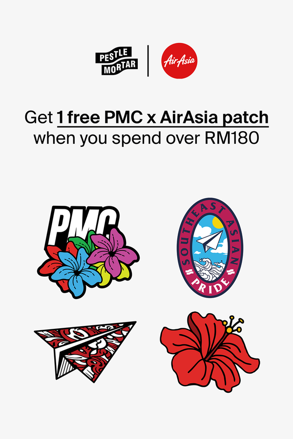 PMC x AirAsia Patch